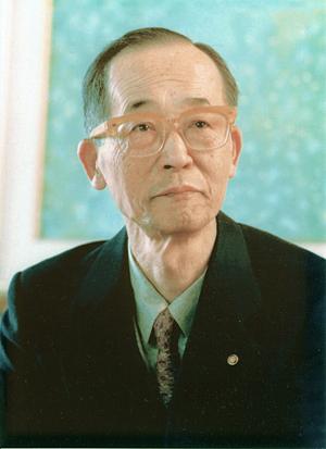 先代院長 西藤正雄